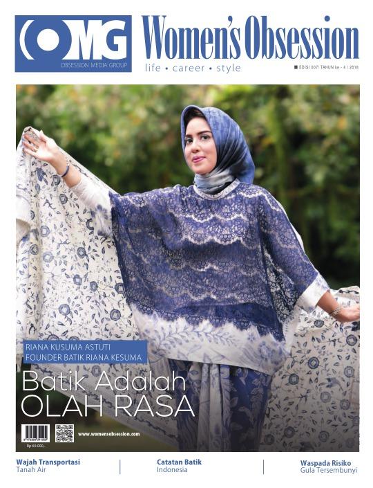 Majalah Womens Obsession - edisi 09/2018