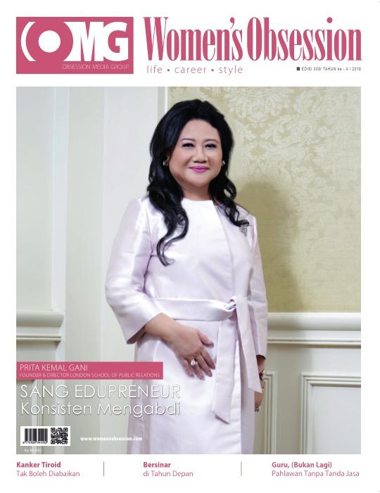 Majalah Womens Obsession - edisi 11