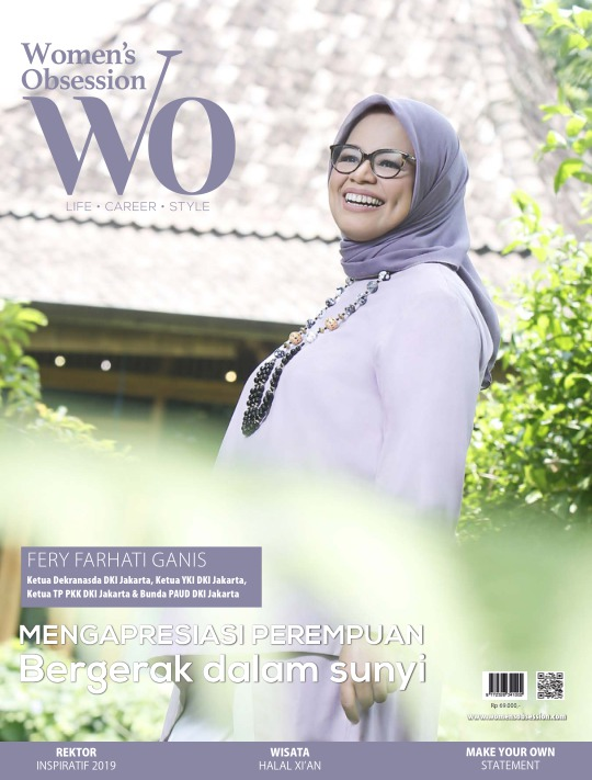 Majalah Womens Obsession - edisi 05/2019