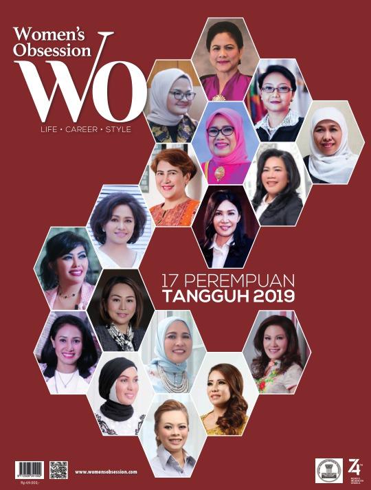 Majalah Womens Obsession - edisi 54