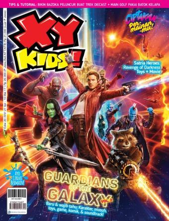 Majalah XY Kids - edisi 20