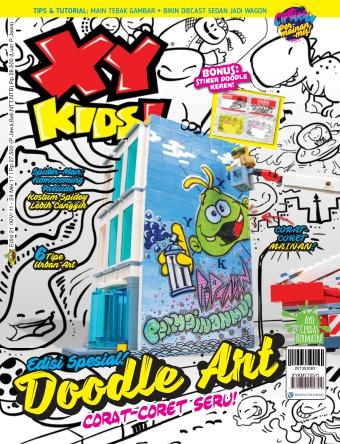 Majalah XY Kids - edisi 21