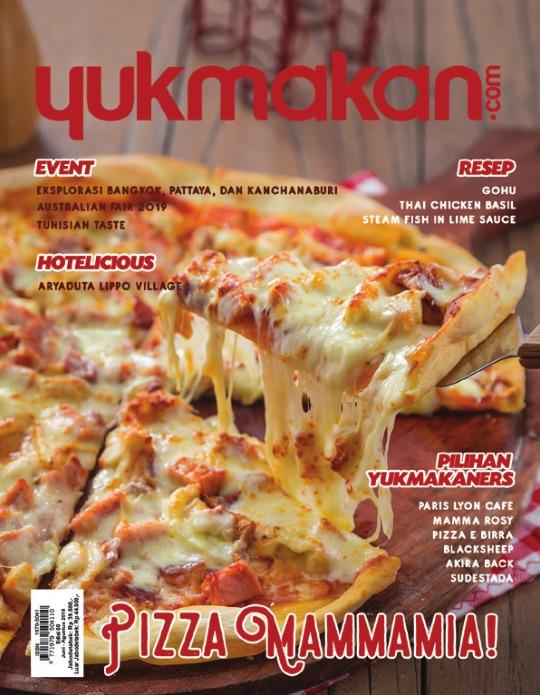 Majalah YukMakan - edisi 50