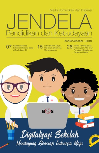 Majalah Jendela Edisi 39 November 2019 1 November 2019